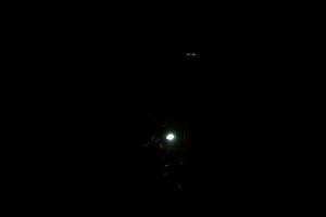 My blinding 'headlight'