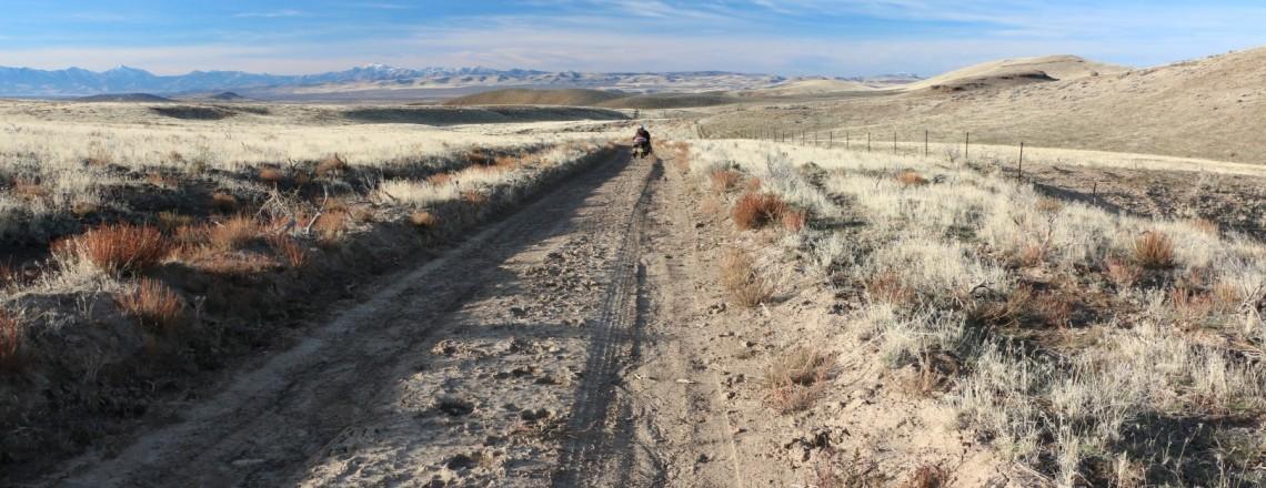 TAT Day 100 (Battle Mountain, Nevada to Paradise Valley, Nevada)