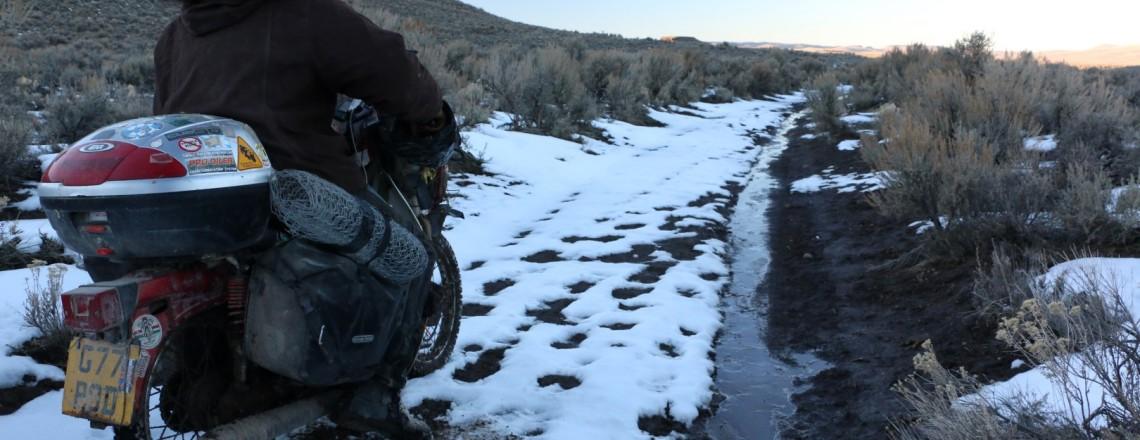 TAT Day 101 (Paradise valley, Nevada to McDermitt, Nevada)