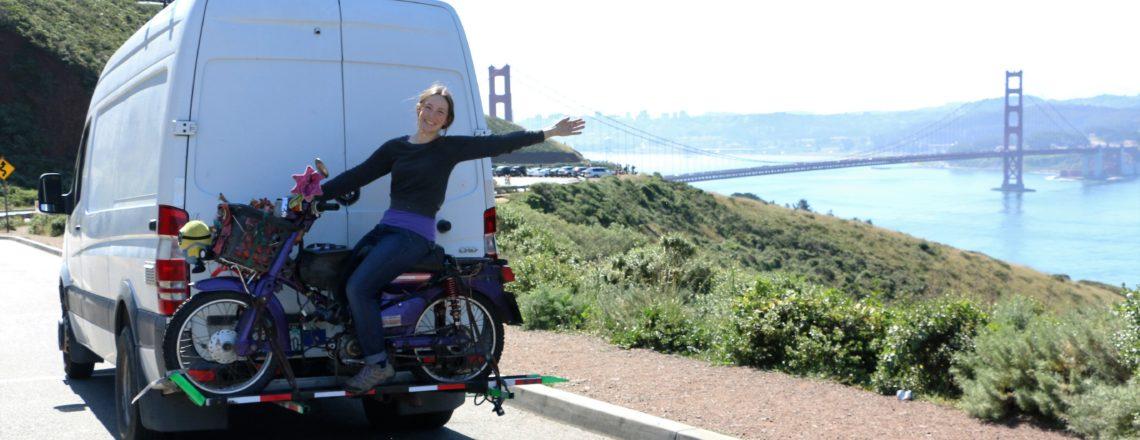 California Road Tripping
