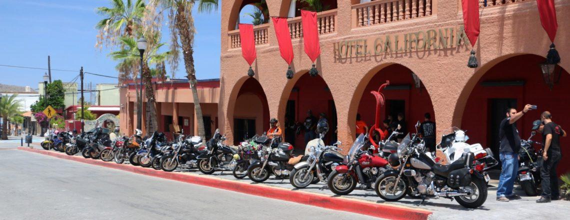 Part of the gang: El Pescadero to Cabo San Lucas