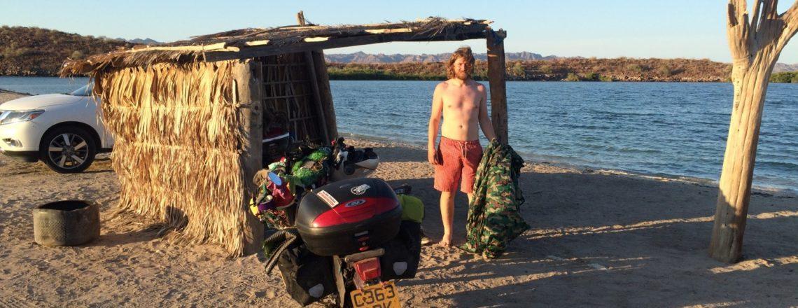 Willy good fun in the water: San Ignacio to Playa Requeson