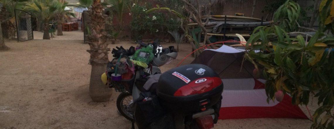 Southbound: La Paz to El Pescadero